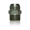 Pipe Adaptor, 1 inch Male NPT x  1 inch Male Flare