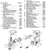Clemco Axle and Wheel Set for Model 2452 Blast Machine