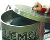 Clemco Blast Machine Cover, 16 inch Diameter