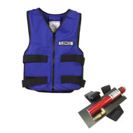 The Clemco Comfort Vest with CCT Offers Maximum Temperature Control
