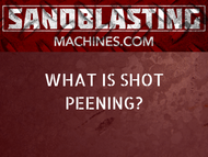 What You Need to Know About Shot Peening