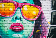 Sandblasting Applications: Graffiti Removal