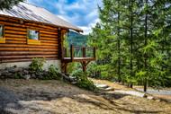 Sandblasting Applications: Log Homes