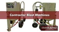 Should You Choose a Contractor Blast Machine?