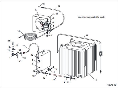 Wetblast FLEX Pump Module and Water Tank
