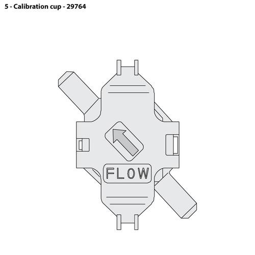 CMS-4 Calibration cup