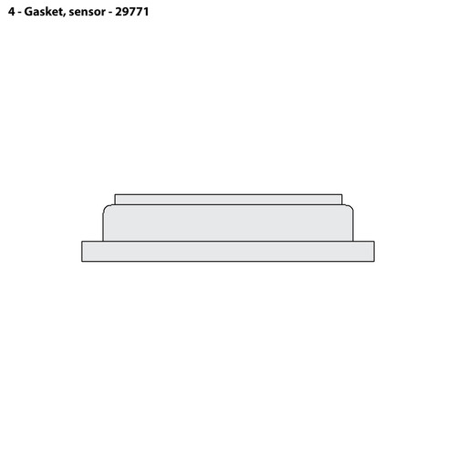 CMS-4 Sensor Gasket