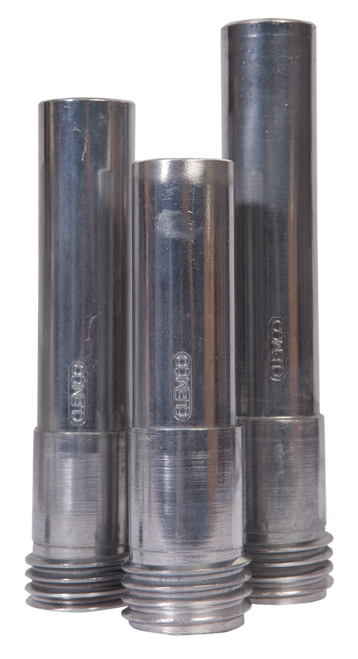 """Clemco TXD-7 Nozzle, 1-1/4"""" Entry with Contractor Thread"""