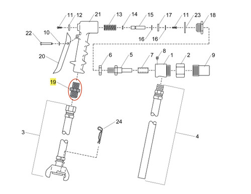 Hose Connector Adaptor