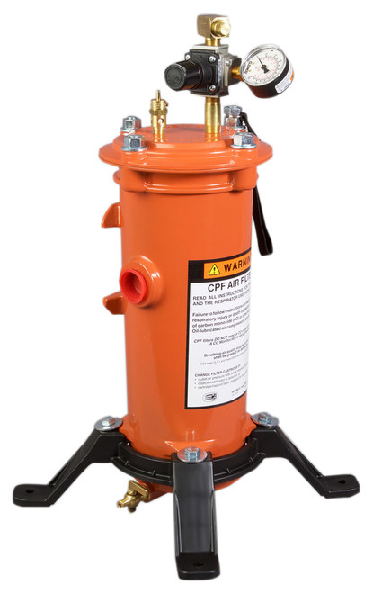 Clemco CPF 20 Breathing Air Filter System with Regulator