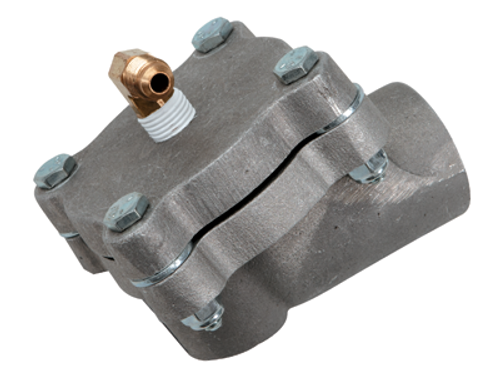 Clemco 1/2 Inch Diaphragm Outlet Valve