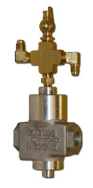 Clemco 1/2 inch Inlet Valve