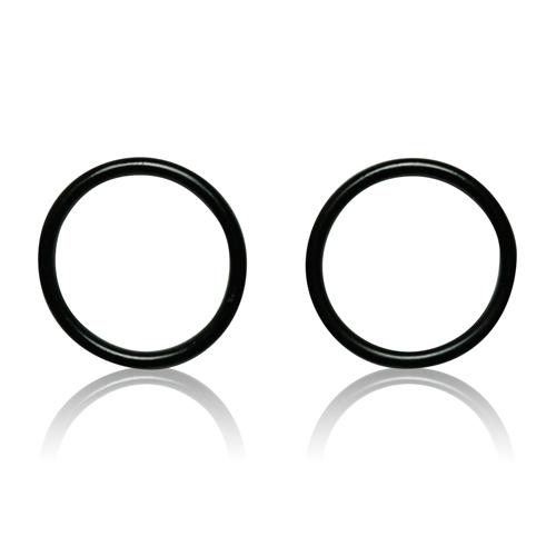 Clemco 1 inch Abrasive trap, O-Ring Set