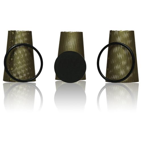 Clemco 1 inch Abrasive Trap, Service Kit