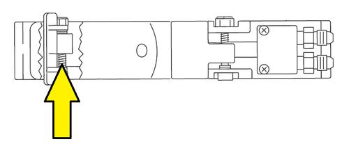 Clemco RLX Remote Control Lever Torsion Spring