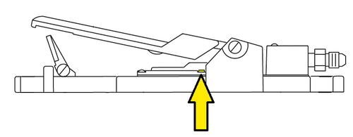 Clemco RLX Remote Control Fillister Head Screw, 4-40 x 3/8 inch