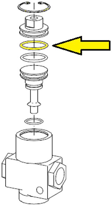 O-ring, 1-3/16 inch ID x 1/8 inch