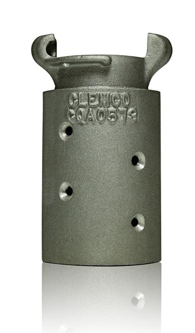 """Clemco CQA-4 Aluminum Quick Coupling for 2-3/8"""" OD Hose"""