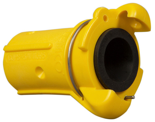 Clemco CQPS-3/4 Nylon Coupling for Supa Hose