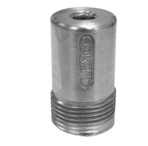 "Clemco CT-6, Nozzle, 3/8"" orifice x 1-3/4"" Length"