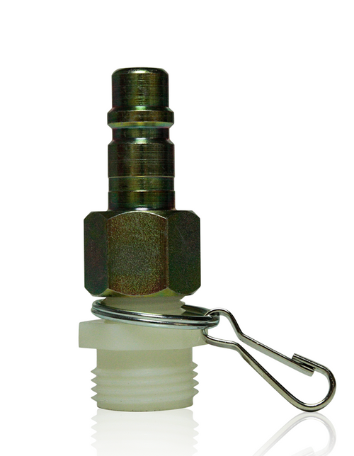 Clemco Low Pressure CFC, Constant-Flow Connector