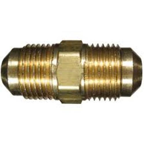 Brass Union, 3/8 inch MJIC