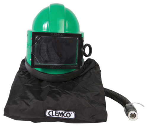 Clemco Apollo 20 Low Pressure Breathing Air Helmet