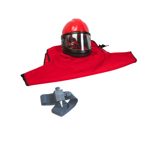 Clemco Apollo 60 HP Supplied Air Respirator with ACV