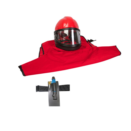 Clemco Apollo 60 HP Supplied Air Respirator with CCAC