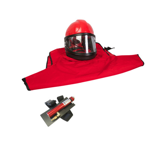 Clemco Apollo 60 HP Supplied Air Respirator with CCT
