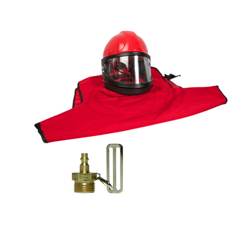 Clemco Apollo 60 HP Supplied Air Respirator with CFC