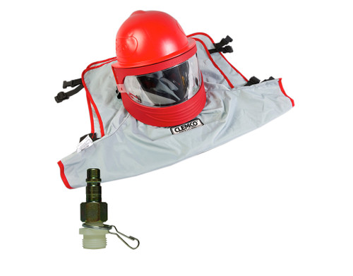 Clemco Apollo 60 LP Supplied Air Respirator with CFC