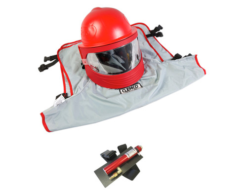 Clemco Apollo 600 HP DLX Supplied Air Respirator with CCT