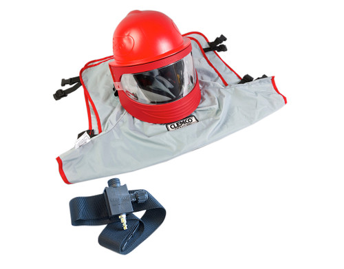 Clemco Apollo 600 HP Supplied Air Respirator with ACV