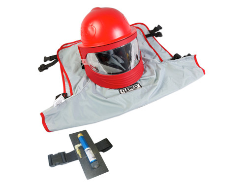 Clemco Apollo 600 HP Supplied Air Respirator with CAT