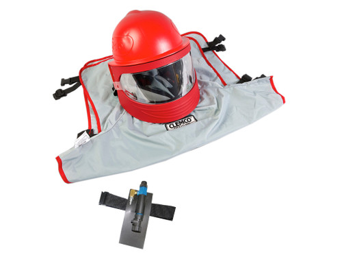 Clemco Apollo 600 HP Supplied Air Respirator with CCAC