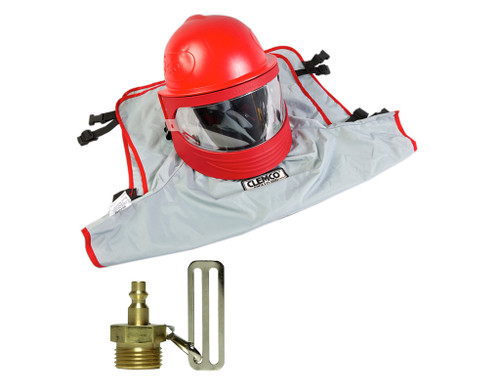 Clemco Apollo 600 HP Supplied Air Respirator with CFC