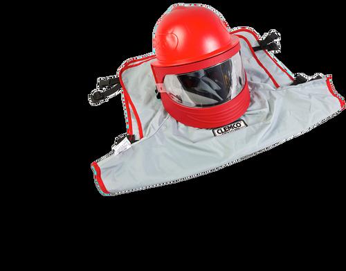 Clemco 24010 - Apollo 600 LP Helmet w/ CFC
