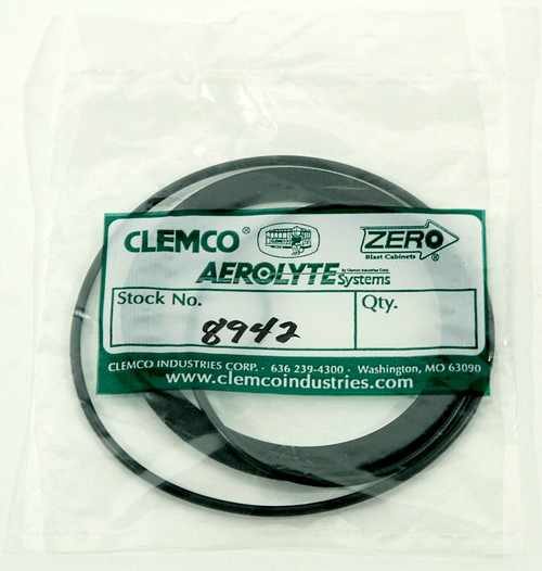 Clemco CPF-20 and CPF-80 Gasket and O-ring Kit