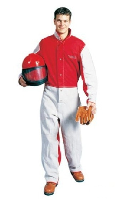 Clemco Heavy-Duty Blast Suit, Small