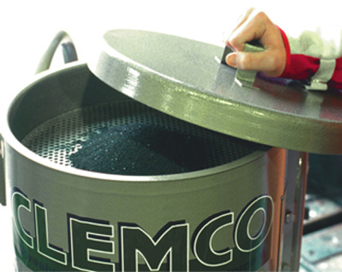 Clemco Blast Machine Cover, 10 inch Diameter