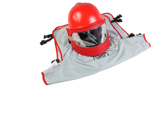 Clemco Apollo 600 HP DLX Supplied Air Respirator