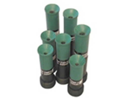 """TMP Contractor Thread Nozzle for Hoses 1"""" ID x 1-7/8"""" OD"""