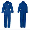 COVERALL POLYCOTTON Navy Blue