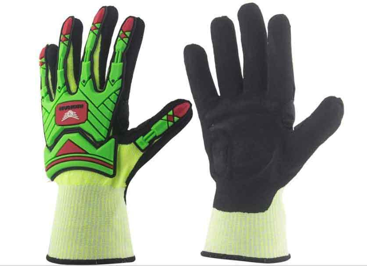 IMPACT GLOVES - RIG5