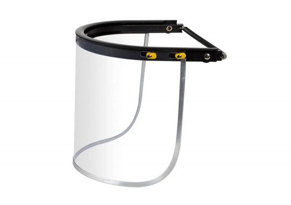 FACE VISOR WITH BRACKET- BR150