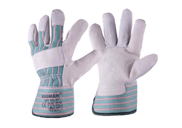 WORKING LEATHER GLOVES - 333
