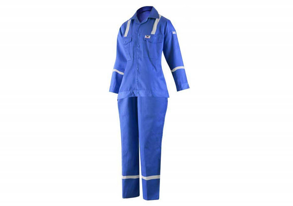 Fire Retardant PANT & SHIRT - F240AS 88/12 - WOMEN