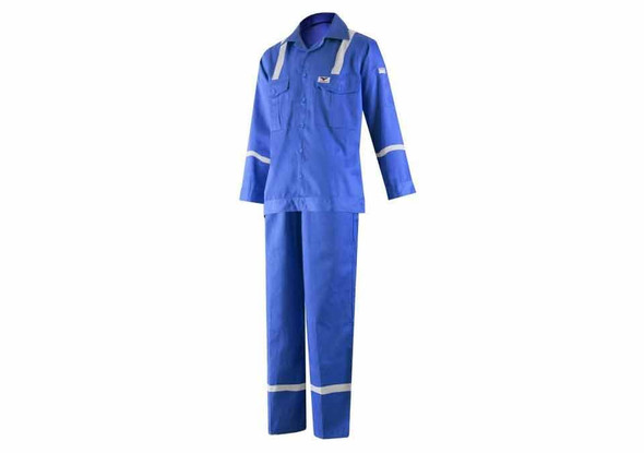 Fire Retardant PANT & SHIRT - F240AS 88/12
