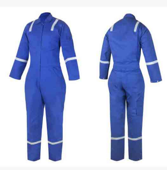 Fire Retardant COVERALL - F240AS-88/12 - WOMEN